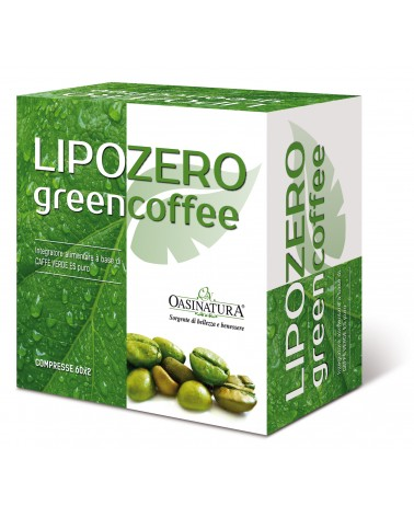 Lipozero green coffe...