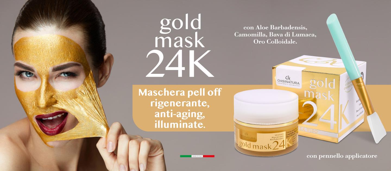 Gold Mask 24K